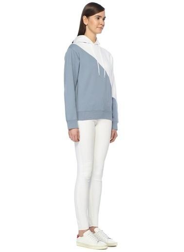 Vetements Sweatshirt Mavi